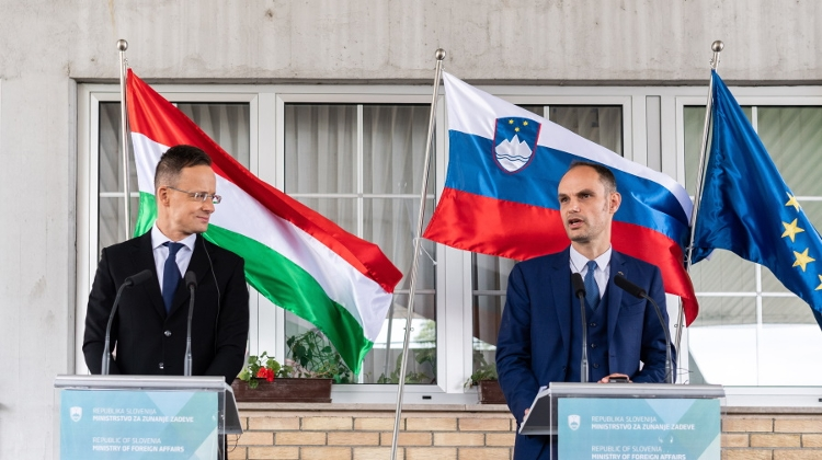 Hungary-Slovenia Border Open Again