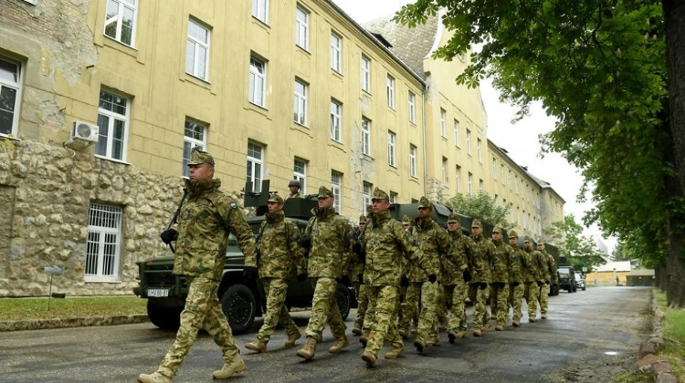 Hungary To Open More Military Schools