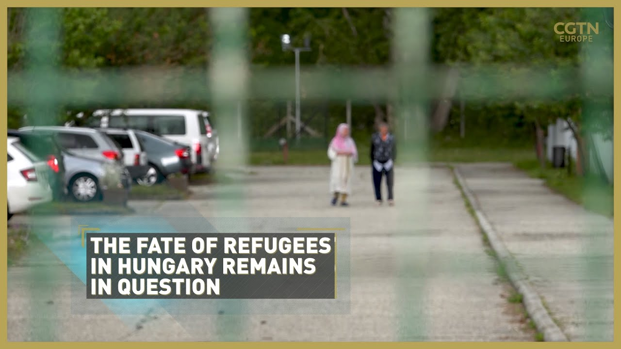 Video: Fate Of Refugees In Hungary Hangs In Balance