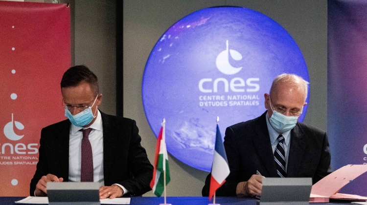 Hungarian FM Highlights Cooperation With France In Energy Security & Anti-Terrorism