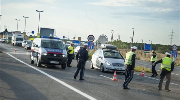 Austria Doubles Checks At Hungarian Border