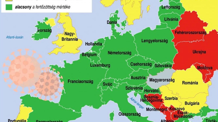 Helpers: Entry To Hungary Based On Where You Are Coming From - Green, Yellow Or Red Countries