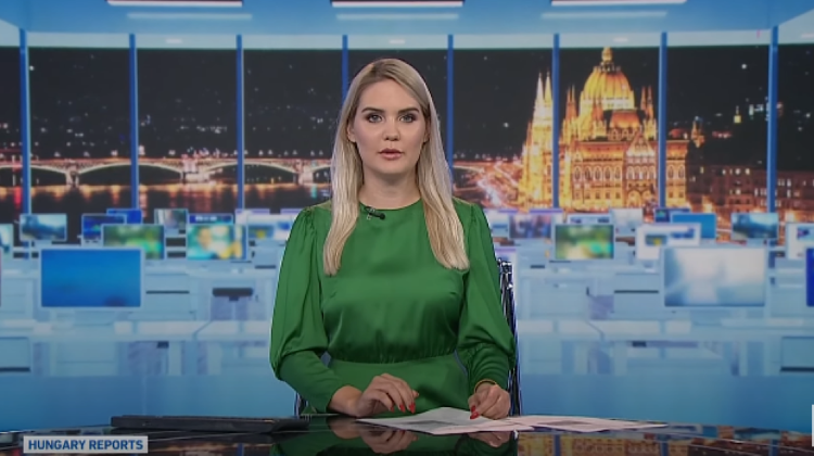 Video News: 'Hungary Reports', 25 September