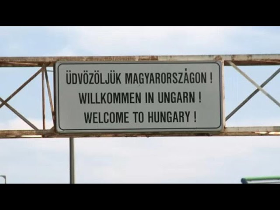 Video: Hungary's New Border Closure Criticised By Brussels