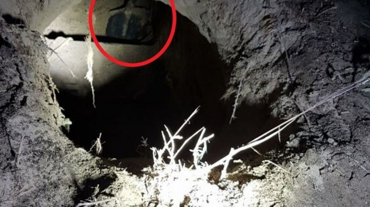 Another Tunnel Discovered Below Hungary-Serbia Border Fence