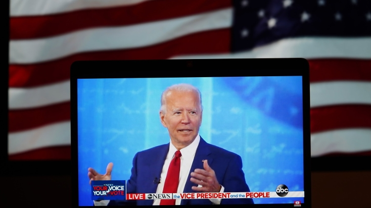 Hungarian Opinion: Biden Bashing In Budapest