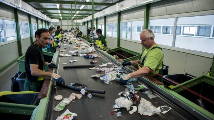 Recycling Rate In Hungary Rises To 65.3%