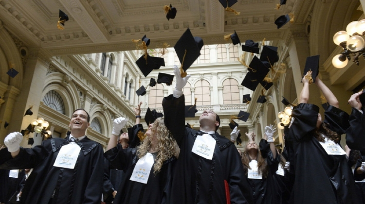 Budapest's Corvinus Named 2nd 'Best Business Uni In Eastern Europe'