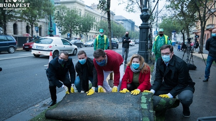 Budapest Council Committed To 'Greening City', Says Major Karácsony