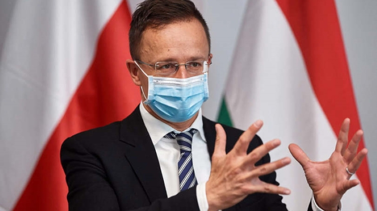 Hungarian Foreign Minister Tests Covid Positive During Asian Trip
