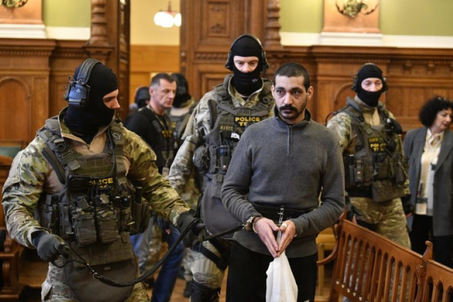 ISIS Combatant Handed Life Sentence In Budapest