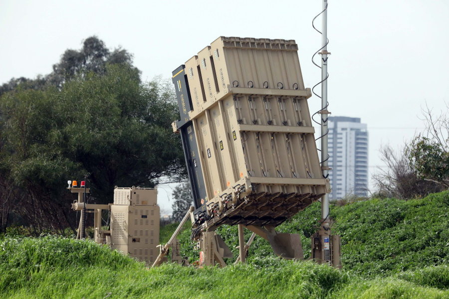 Hungary To Buy Iron Dome Radar System From Israel