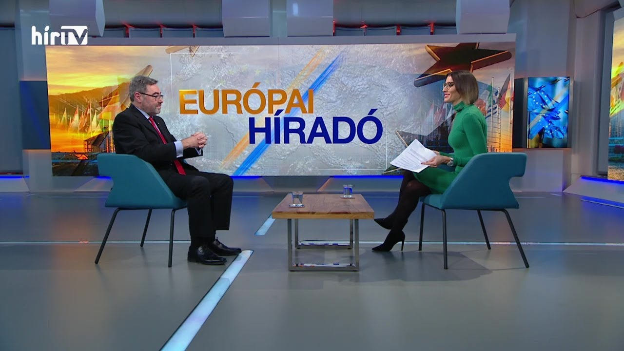 Video: Interview With Paul Fox, British Ambassador To Hungary About Coronavirus Crisis, & More