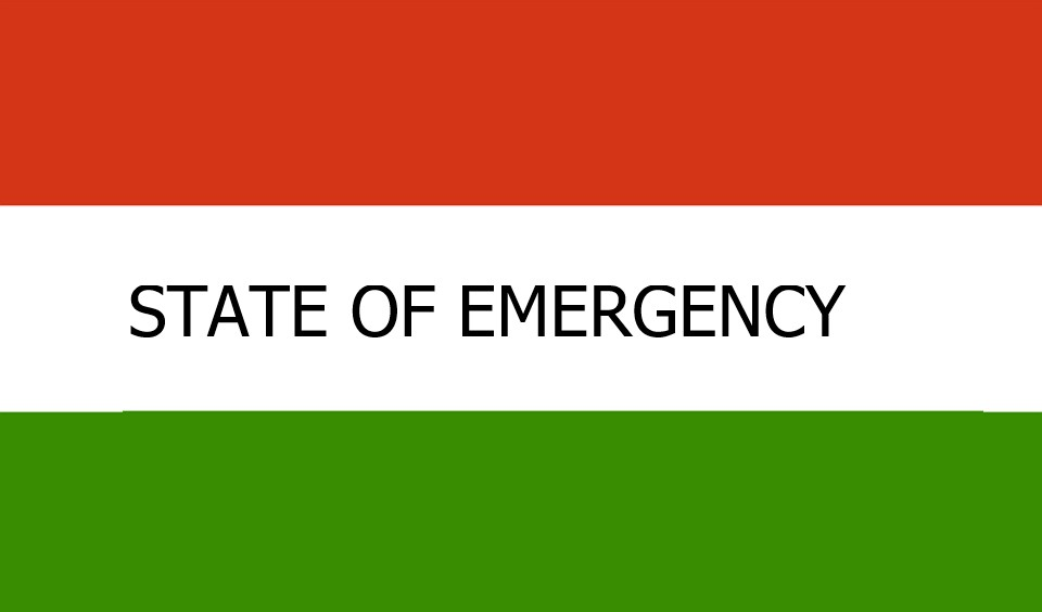 Hungarian Opinion: Covid Emergency To Be Extended