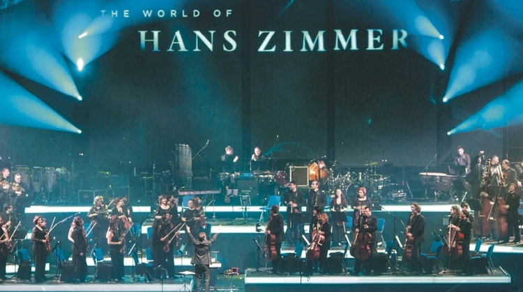 'World Of Hans Zimmer' @ Budapest Aréna, 17 February