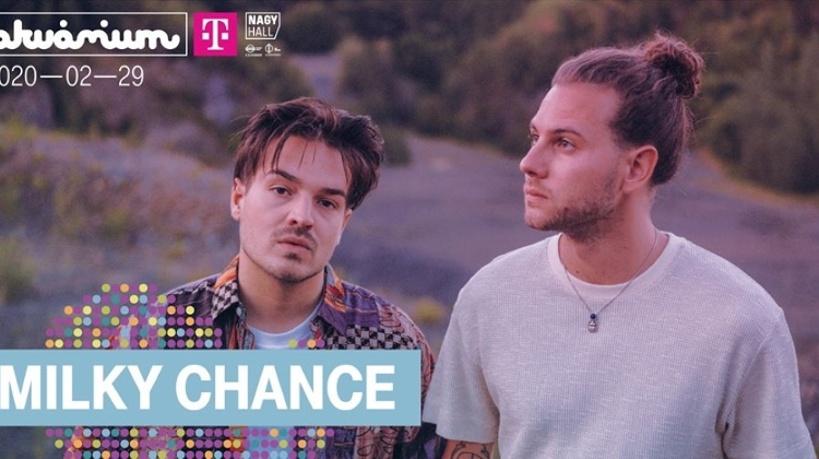 Milky Chance @ Akvarium Club, 29 February