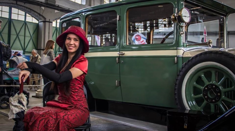 Oldtimer Show In Budapest, 17 – 19 April