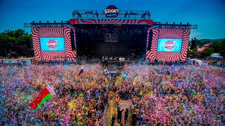 Sziget Festival Receives New Eco Honour