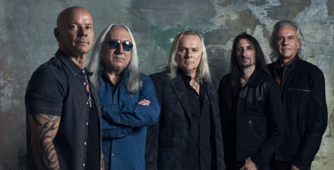 Uriah Heep @ Barba Negra Music Club, 5 February