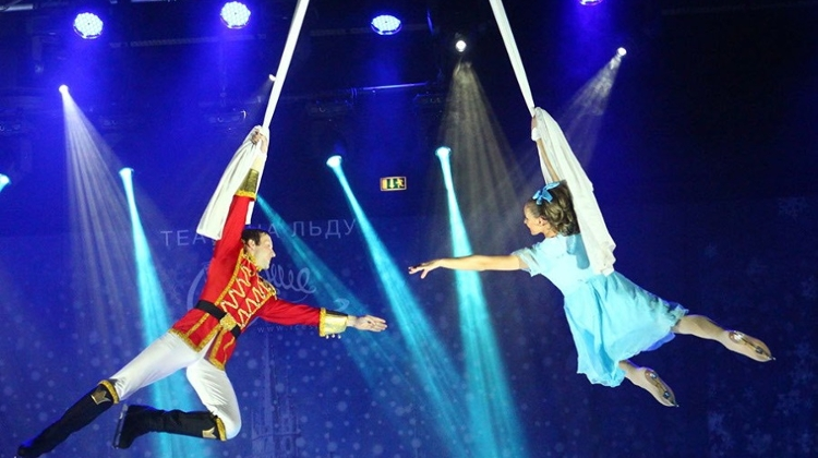 Russian Circus On Ice: 'Winter Tales' @ BOK Csarnok, 4 March