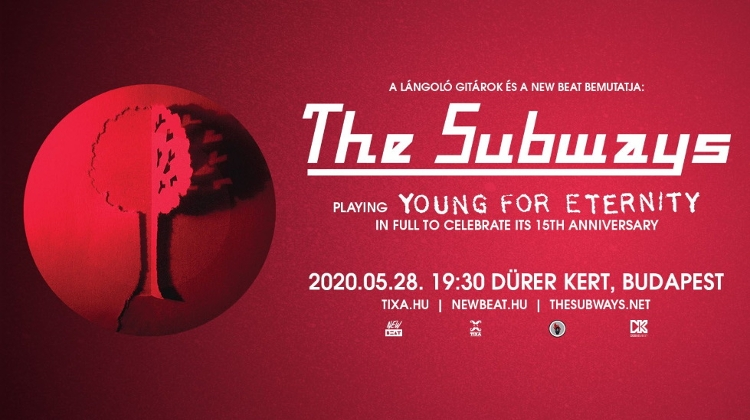 The Subways @ Dürer Kert, 28 May