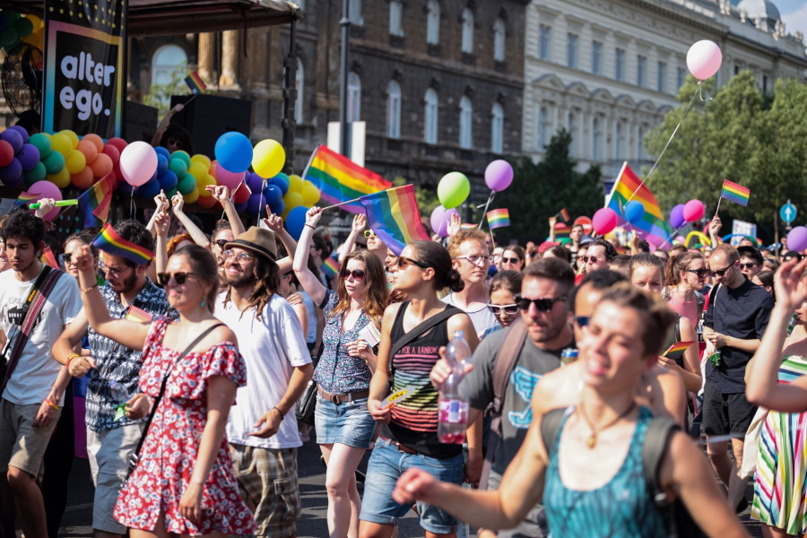 New Date For 25th Budapest Pride Festival
