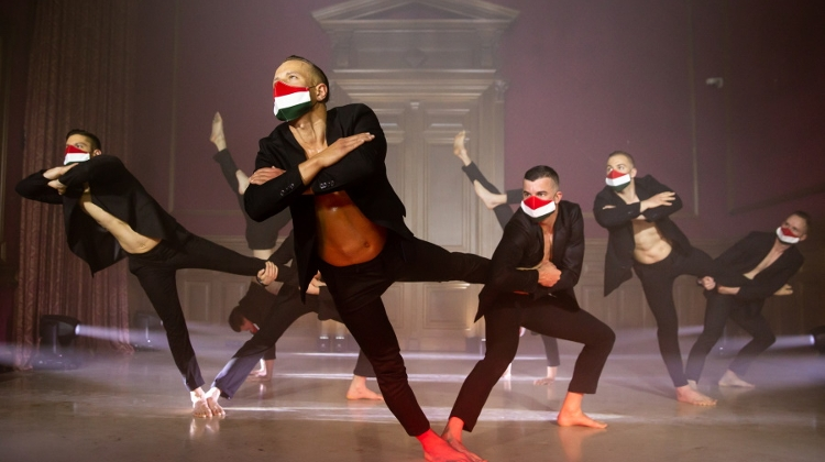 Video: Hungarian Dancers' Message To World By Urban Verbunk