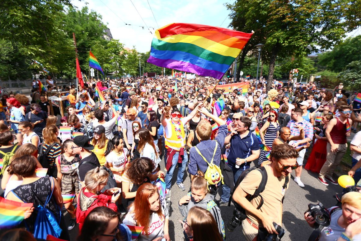 Video: Budapest Pride Set For 22 August