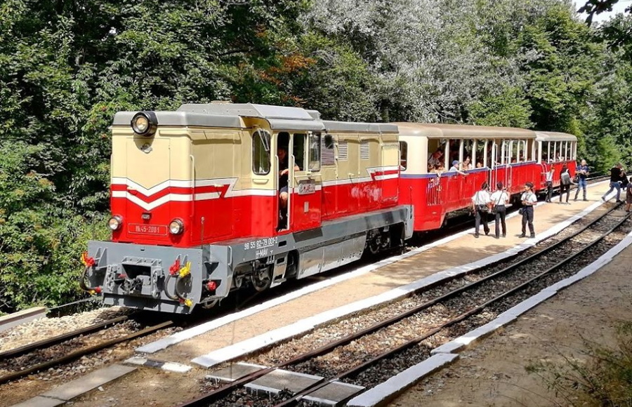 Video: Children's Railway In Buda Hills – 'The Greatest Toy In The World'