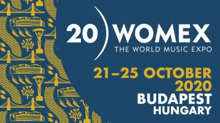 2,500+ Music Professionals & Performers Expected At Womex Budapest, 21 – 25 October