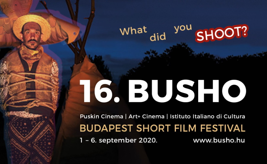 'BuSho: Budapest Short Film Festival', 1 – 6 September