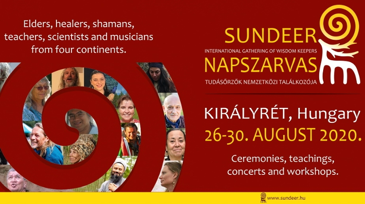 'Sundeer Gathering Of Wisdom Keepers' In Királyrét, 26 – 30 August