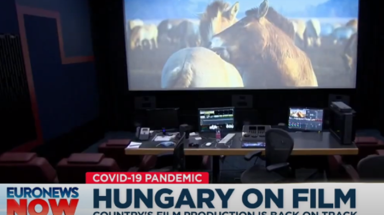 Video: Hungary's Film Production Is Back On Track With Strict Anti-Virus Measures