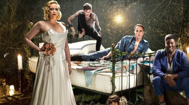National Theatre Live @ Uránia: 'A Midsummer Night' By Shakespeare, 13 August
