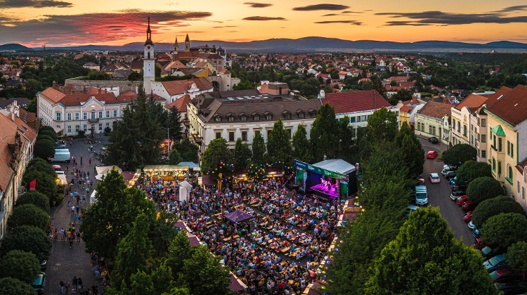 'Rose, Riesling & Jazz Days' In Veszprém, 16 – 23 August