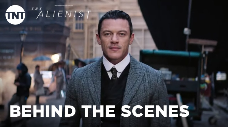 Video: Luke Evans Tours Budapest Set Of The Alienist