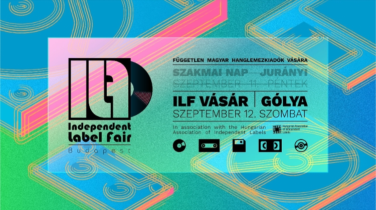 Independent Record Label Fair In Budapest, 12 September