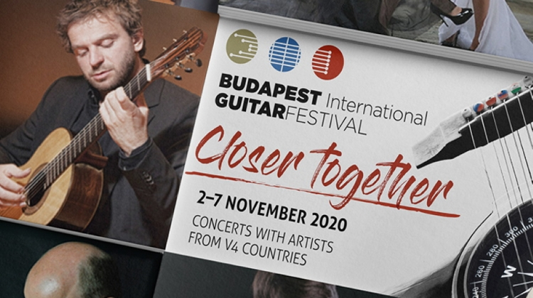 Budapest International Guitar Festival @ Liszt Academy, 2 – 7 November