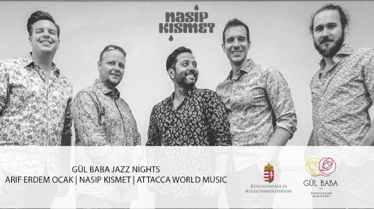 'Gül Baba Jazz Nights' In Budapest, 16 October