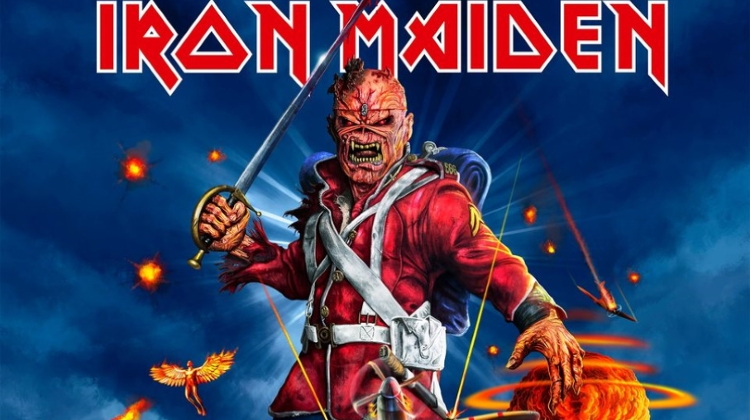 Iron Maiden: 'Legacy Of The Beast Tour' @ Budapest Aréna, 9 June 2021