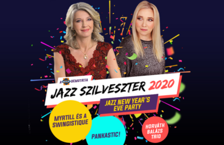 Jazz New Year's Eve @ Budapest Jazz Club, 31 December