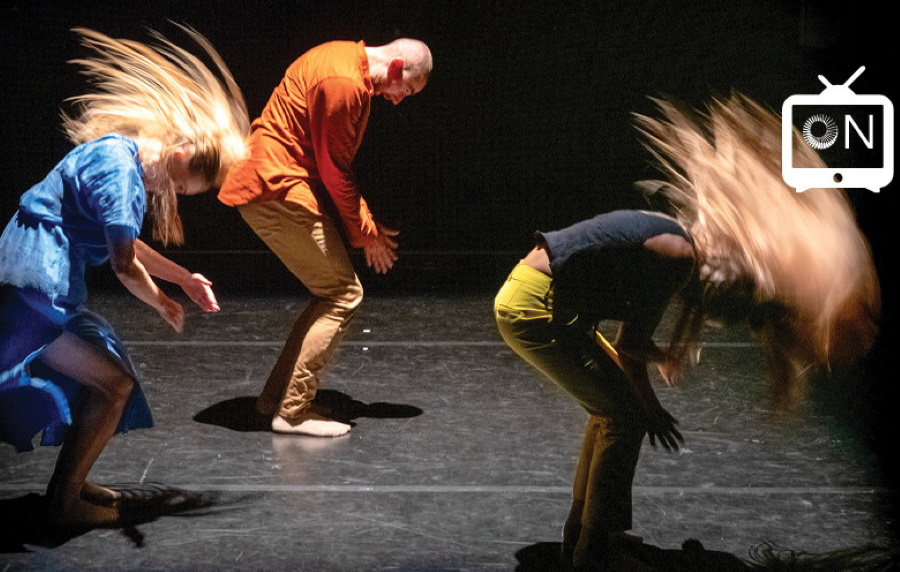 Online 'NO EXIT' Contemporary Dance @ National Dance Theatre, 10 December