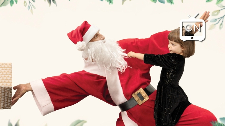 'Santa, the Merry' Online Dance Performance For Children, 26 December