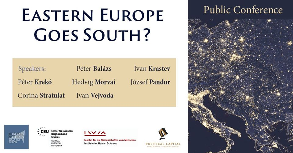 Public Conference: Eastern Europe Goes South?