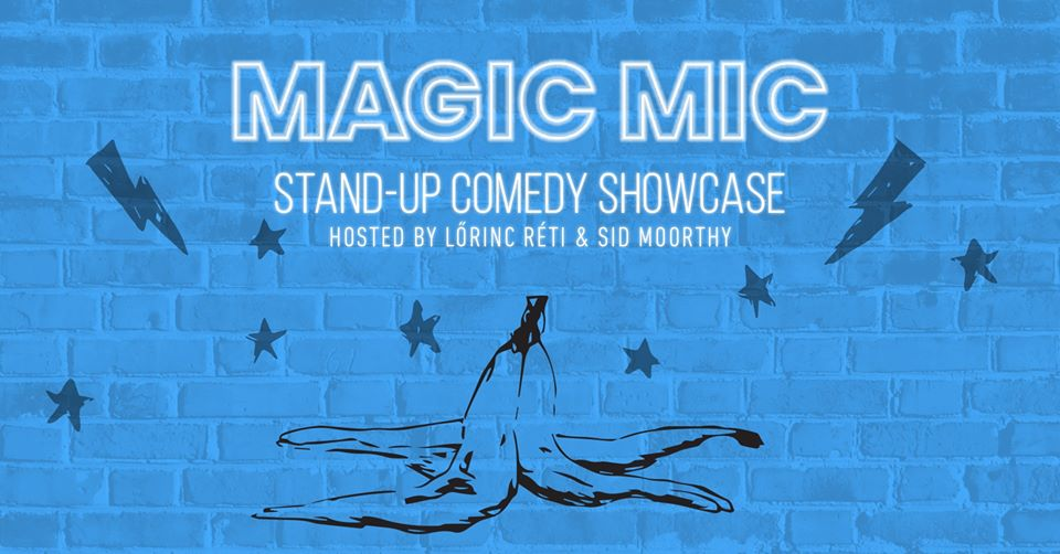 Magic Mic Comedy Open Mic