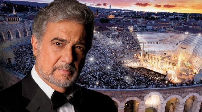 Plácido Domingo: 50th Anniversary Gala Evening Broadcast