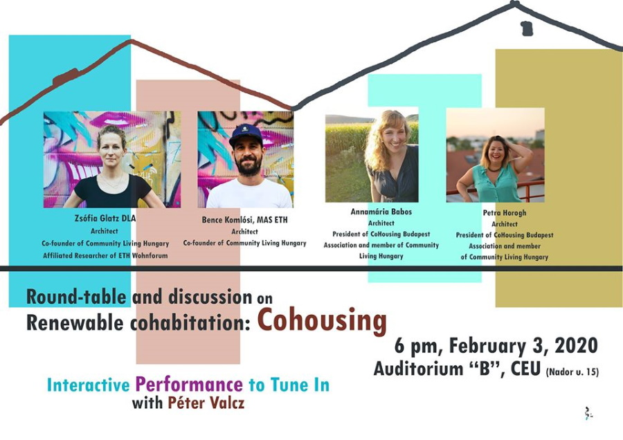 Round-Table And Discussion On Renewable Cohabitation: Cohousing