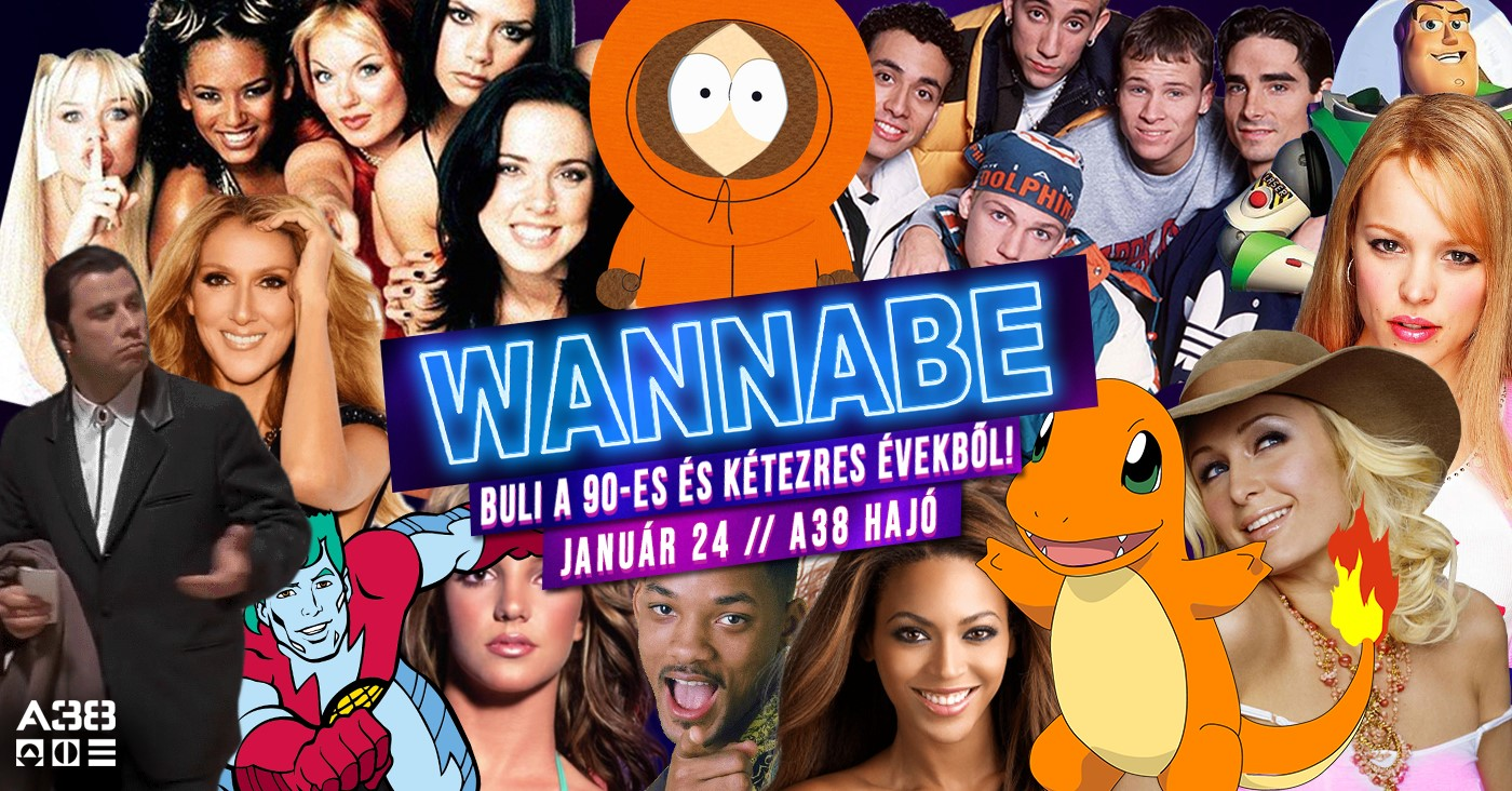 Wannabe Extra - Best Of 90's + 00's