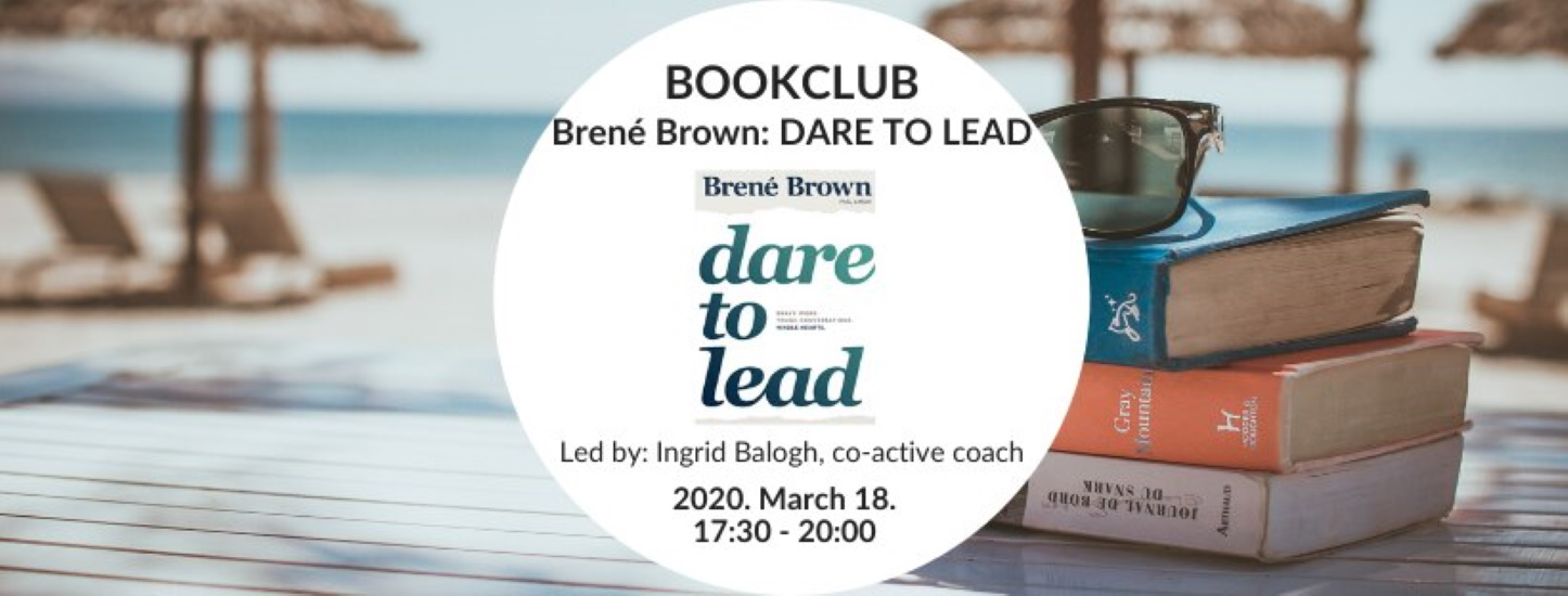 Book Club In English: Brené Brown Dare to Lead