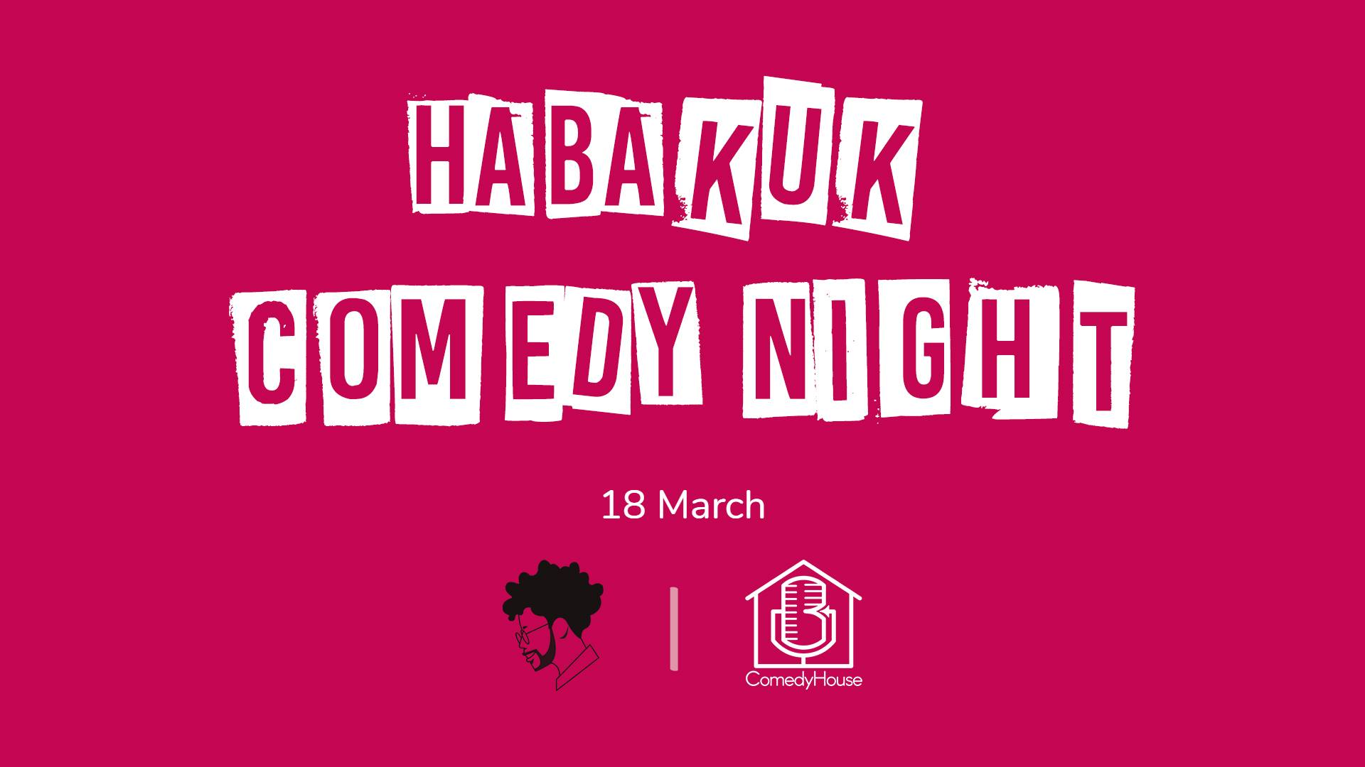 Habakuk Comedy Night